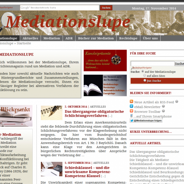 Mediationslupe