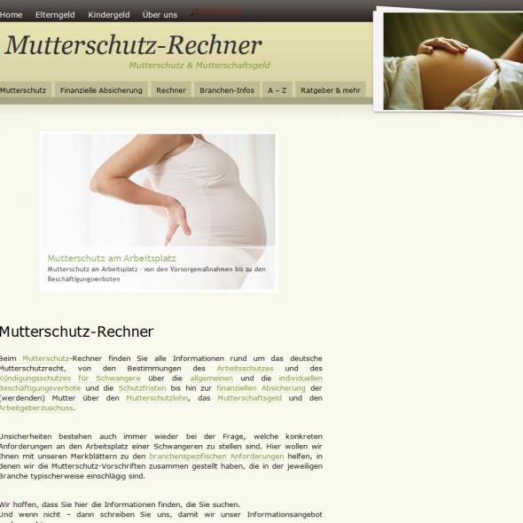 mutterschutz-rechner
